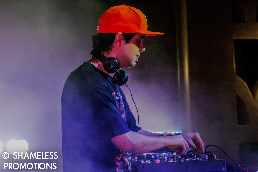 Sunrise Festival w/ Datsik & Doctor P @ San Jose Civic Auditorium: July 2013