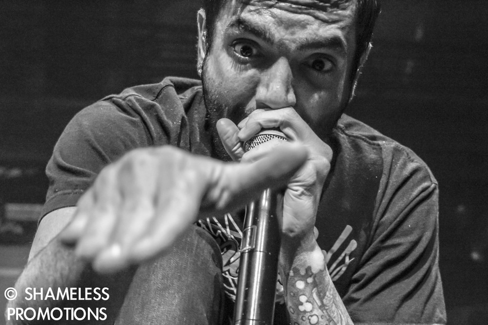 A Day To Remember @ SJSU Event Center: September 2013