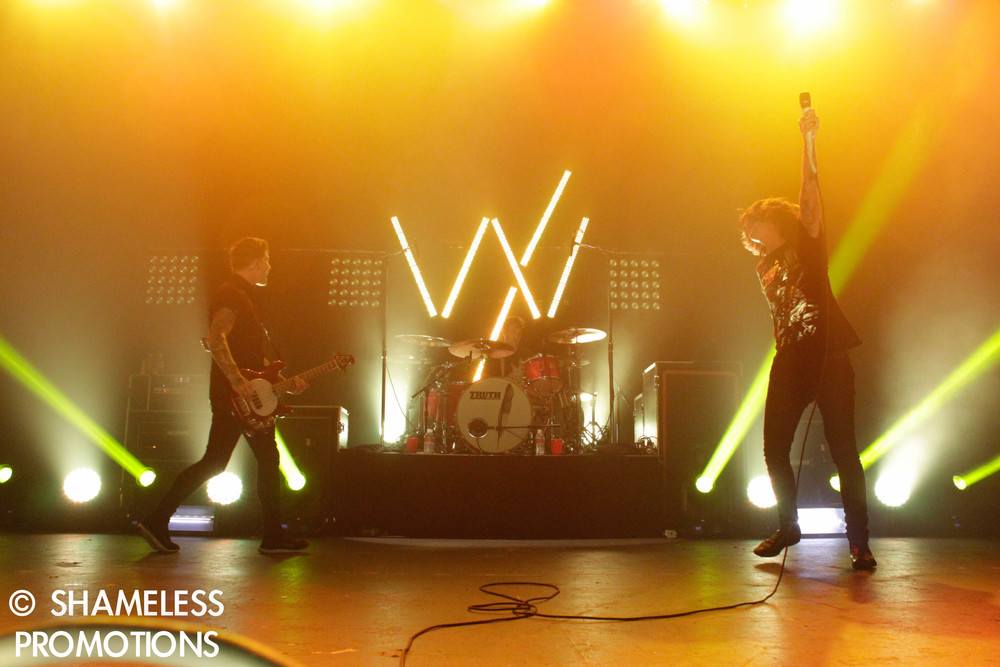Sleeping With Sirens @ The Warfield: November 2013