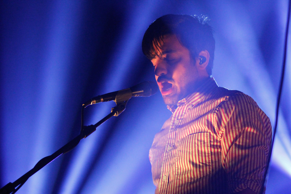 Young The Giant @ The Fox Theater: February 2014