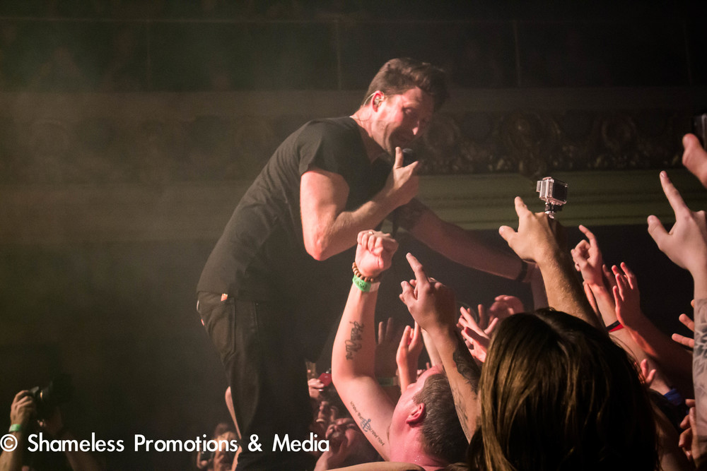 Anberlin @ The Regency Ballroom: October 2014