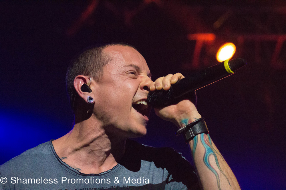 Live 105's Not So Silent Night w/ Linkin Park & Fall Out Boy @ Oracle Arena: December 2014