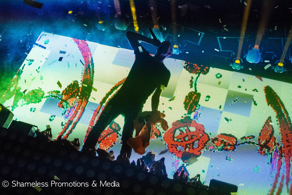 "Dada Life ""Dada Land Compound"" @ SJSU Event Center: March 2015"
