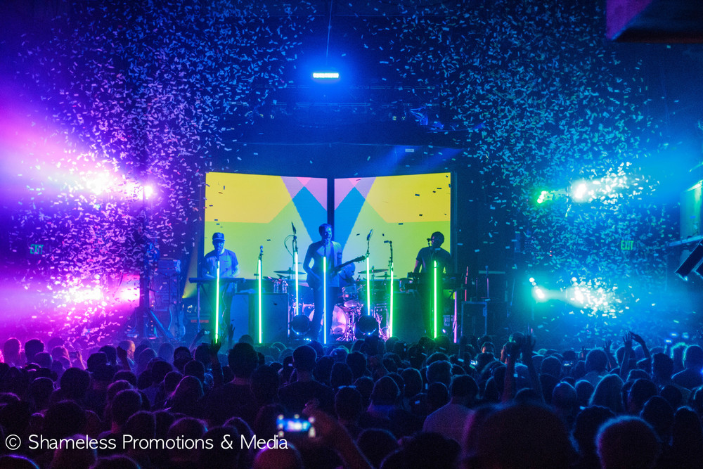 OK Go @ The Catalyst: March 2015