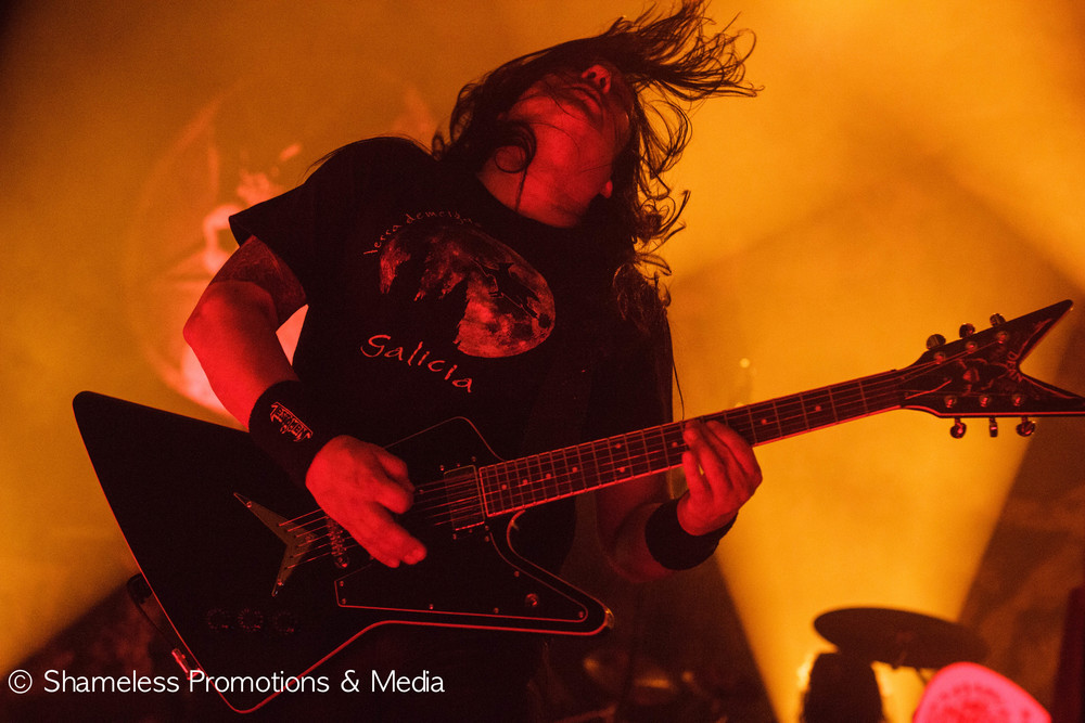 Testament & Exodus @ The Regency Ballroom: April 2015