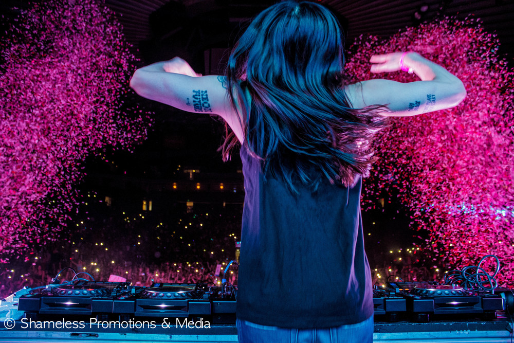 POPTHEDREAM 2015 w/ Steve Aoki @ Oracle Arena: April 2015