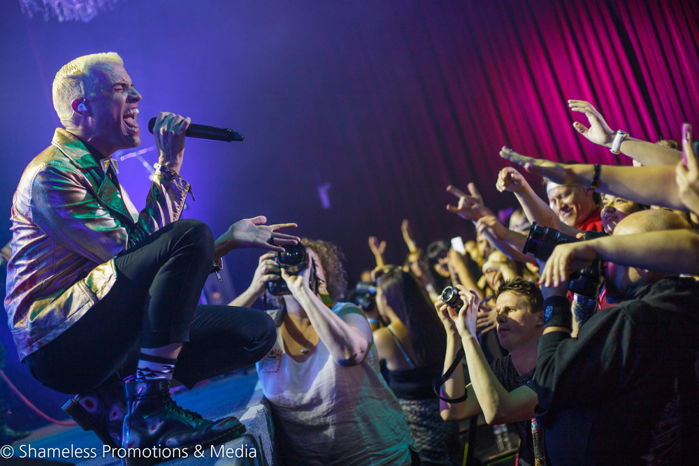 Neon Trees @ The Fillmore: June 2015