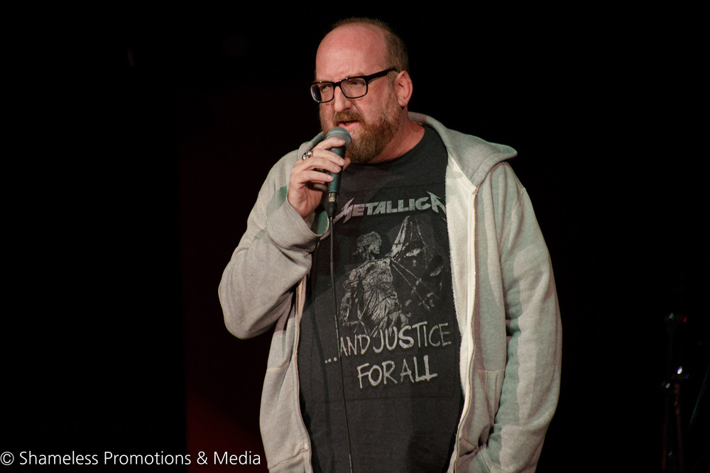 Brian Posehn @ Rockbar Theater: August 2015