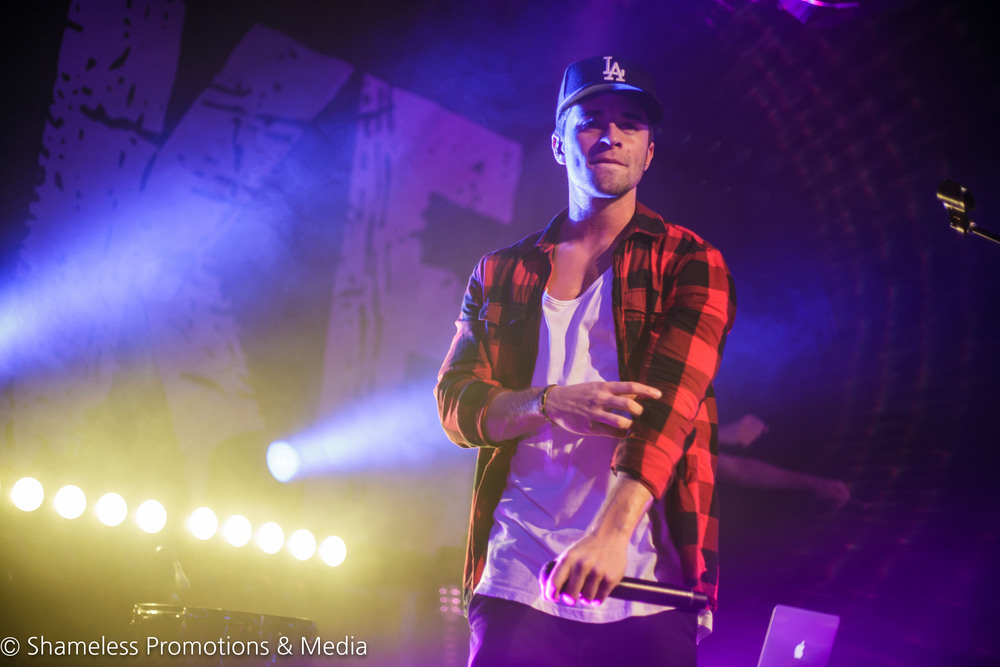 Jake Miller @ Slims: August 2015