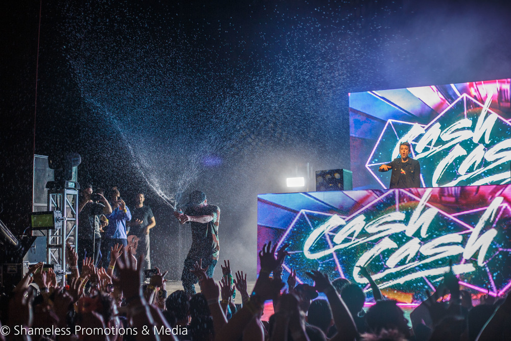 Tritonal & Cash Cash @ The Warfield: October 2015