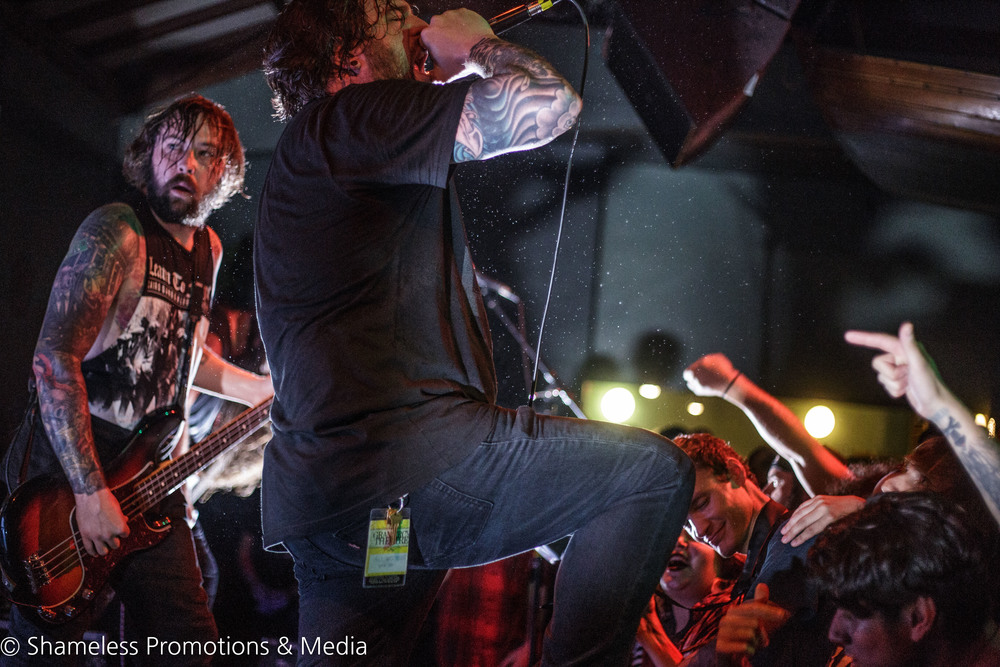 Norma Jean @ The Catalyst Atrium: October 2015