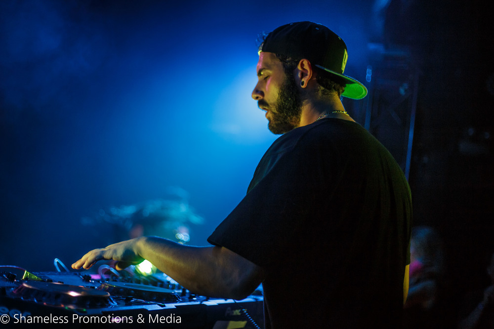 Borgore (NSFW) @ The Catalyst: October 2015