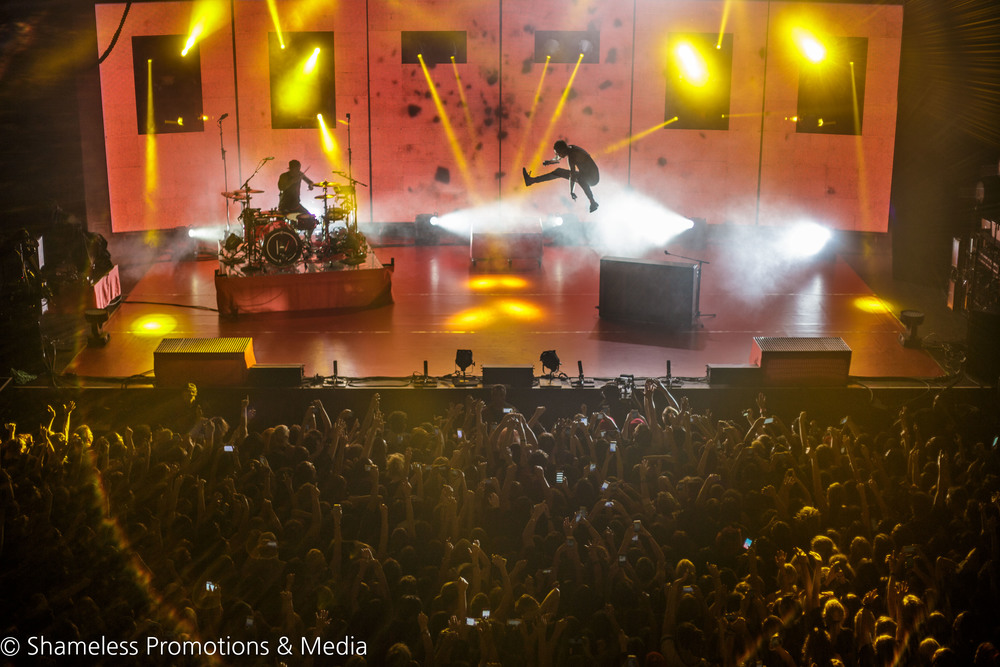 Twenty One Pilots & Echosmith @ The Fox Theater: October 2015