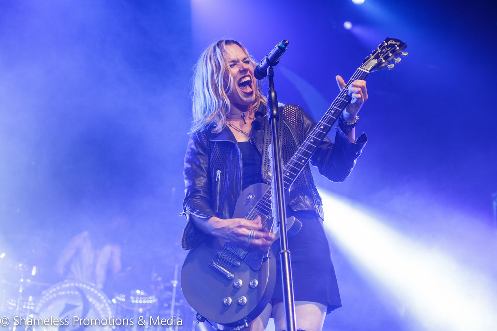 Halestorm @ The Regency Ballroom: October 2015