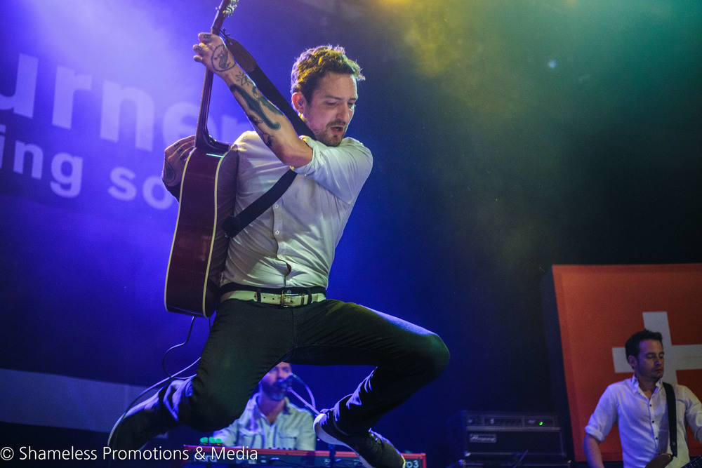 Frank Turner & The Sleeping Souls @ The Fillmore: October 2015