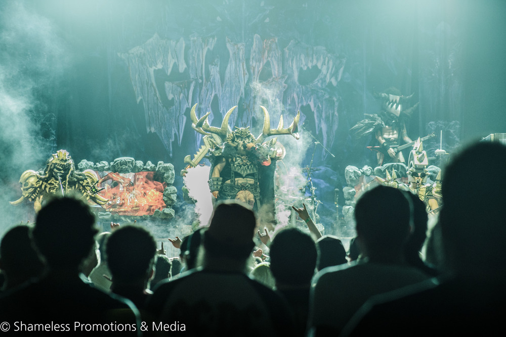 GWAR @ The Regency Ballroom: October 2015