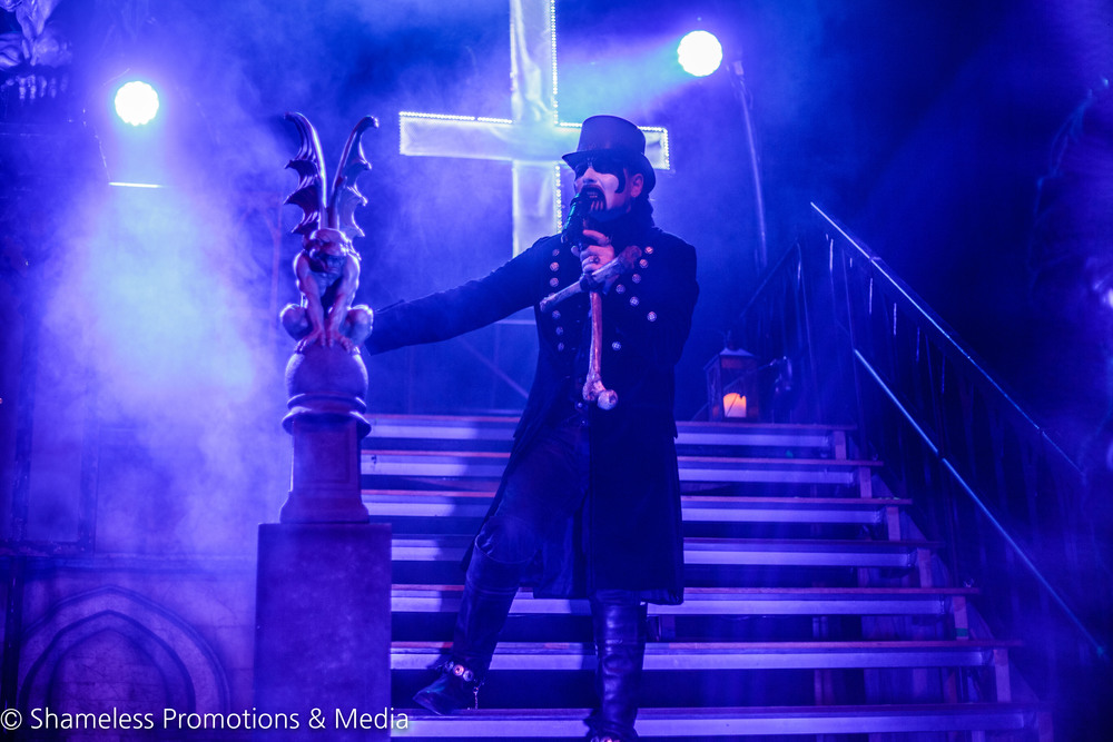 King Diamond @ The Warfield: November 2015