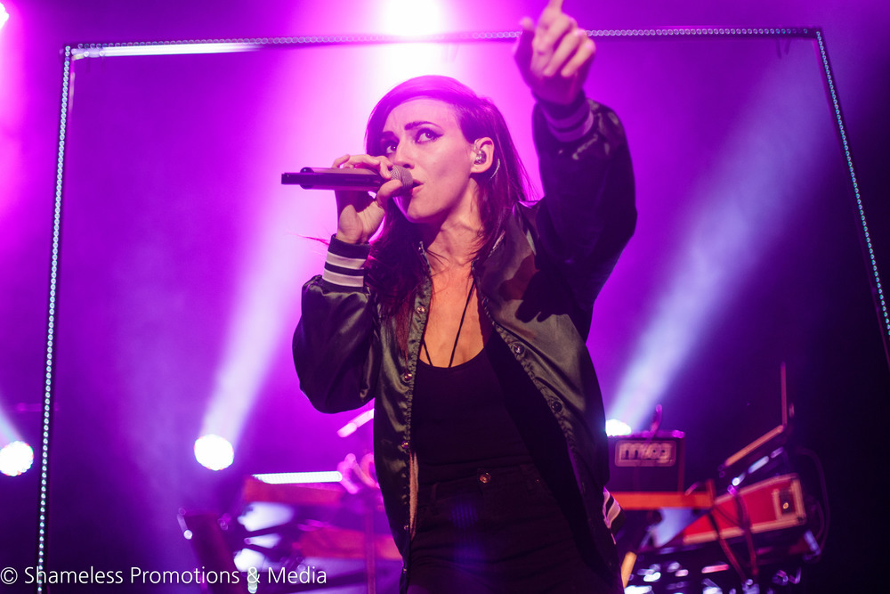 Lights & The Mowglis @ The Fillmore: December 2015