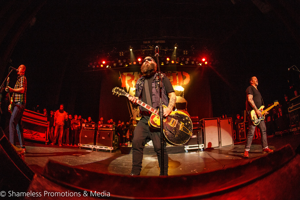 Rancid & The English Beat @ The Warfield: January 2016