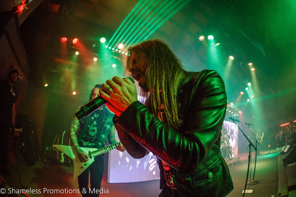 Queensryche @ Rockbar Theater: January 2016