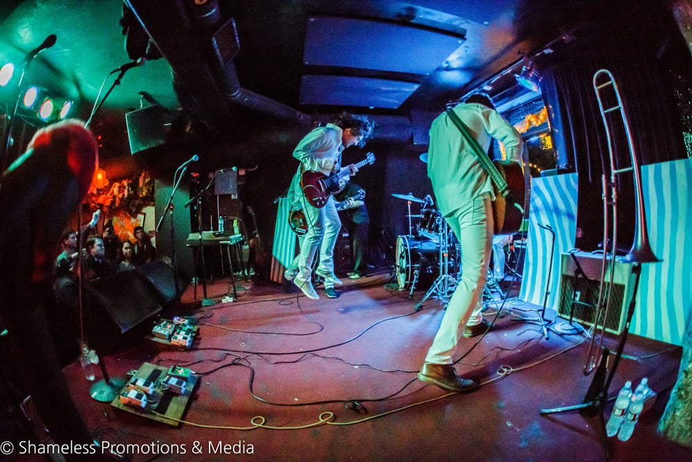 Talkie @ Bottom of the Hill: January 2016