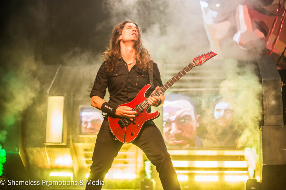 Megadeth @ The Warfield: