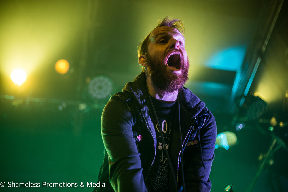 The Wonder Years & Letlive. @ The Catalyst: March 2016