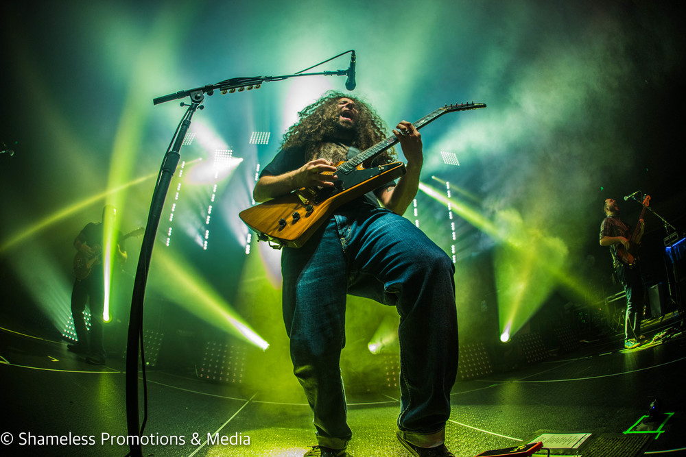 Coheed & Cambria @ SF Masonic: March 2016