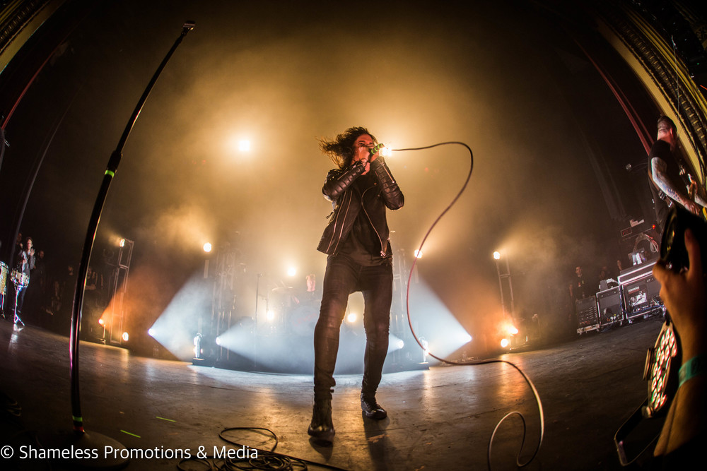 Underoath @ The Warfield: March 2016