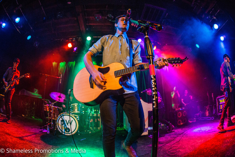 Jacob Whitesides performing at Slims in San Francisco, CA on June 17th, 2016. Photo: Jared Stossel for Shameless Promotions & Media.