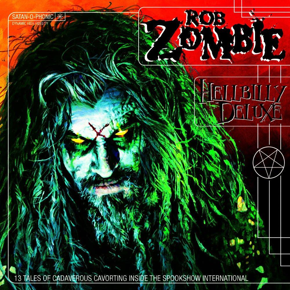 Дискографию rob zombie