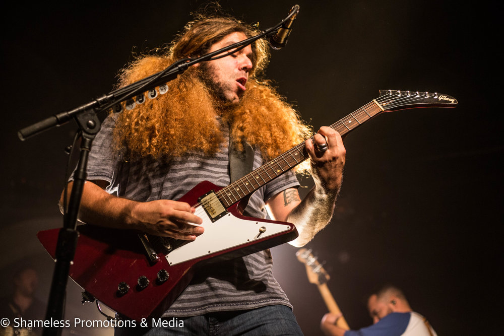 Coheed & Cambria @ Ace of Spades: September 2016
