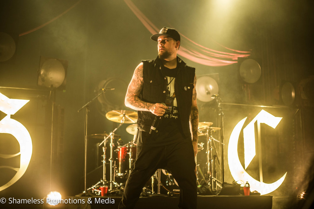 Good Charlotte @ The Warfield: October 2016