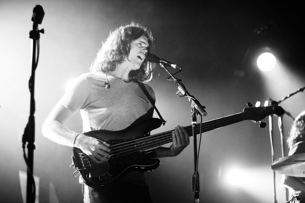 KONGOS performing at The Regency Ballroom in San Francisco, CA. October 27, 2016. Photo: Tawni Rae