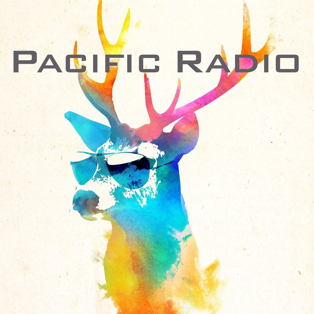 Pacific Radio's  Kitchen Table EP  artwork.
