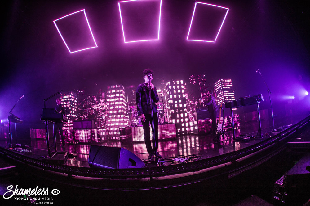 The 1975 @ Bill Graham Civic Auditorium: April 2017