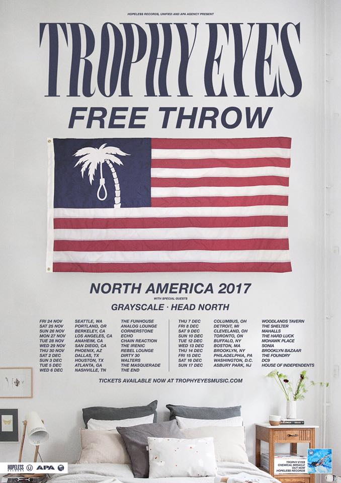 Tour Announcements1 — Shameless Promo San Francisco