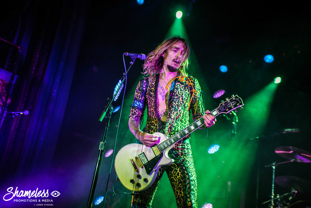 The Darkness @ The Regency Ballroom: March 2018