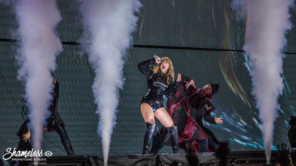 Taylor Swift 'Reputation' Tour @ Levi's Stadium: May 2018