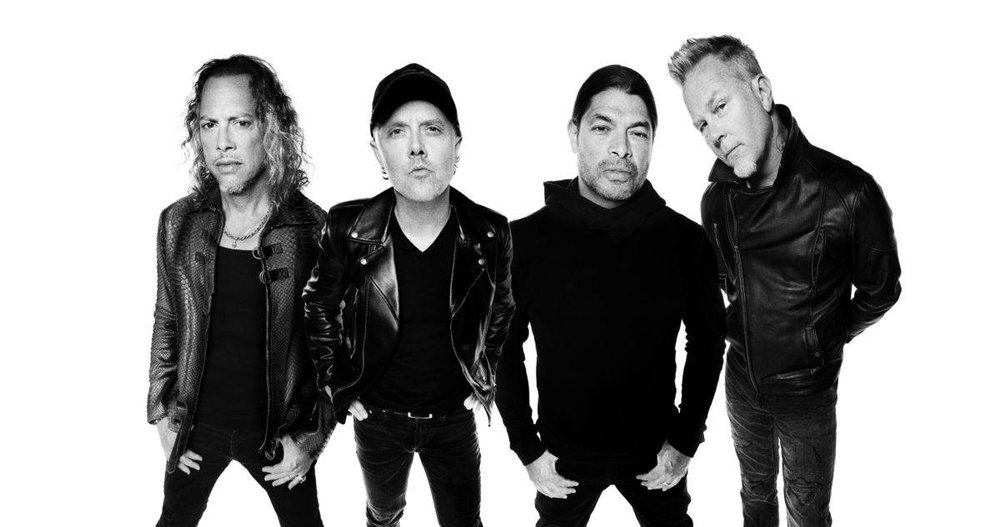 Metallica. Photo Credit: Herring & Herring