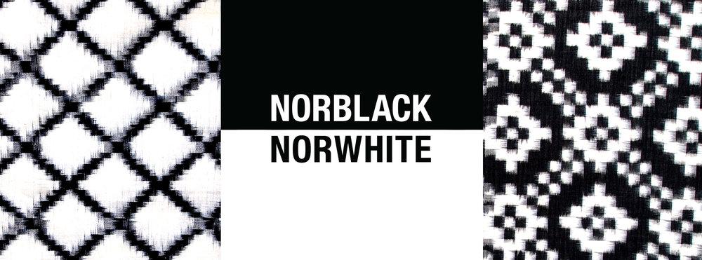 NORBLACK NORWHITE Lookbook SS 2016
