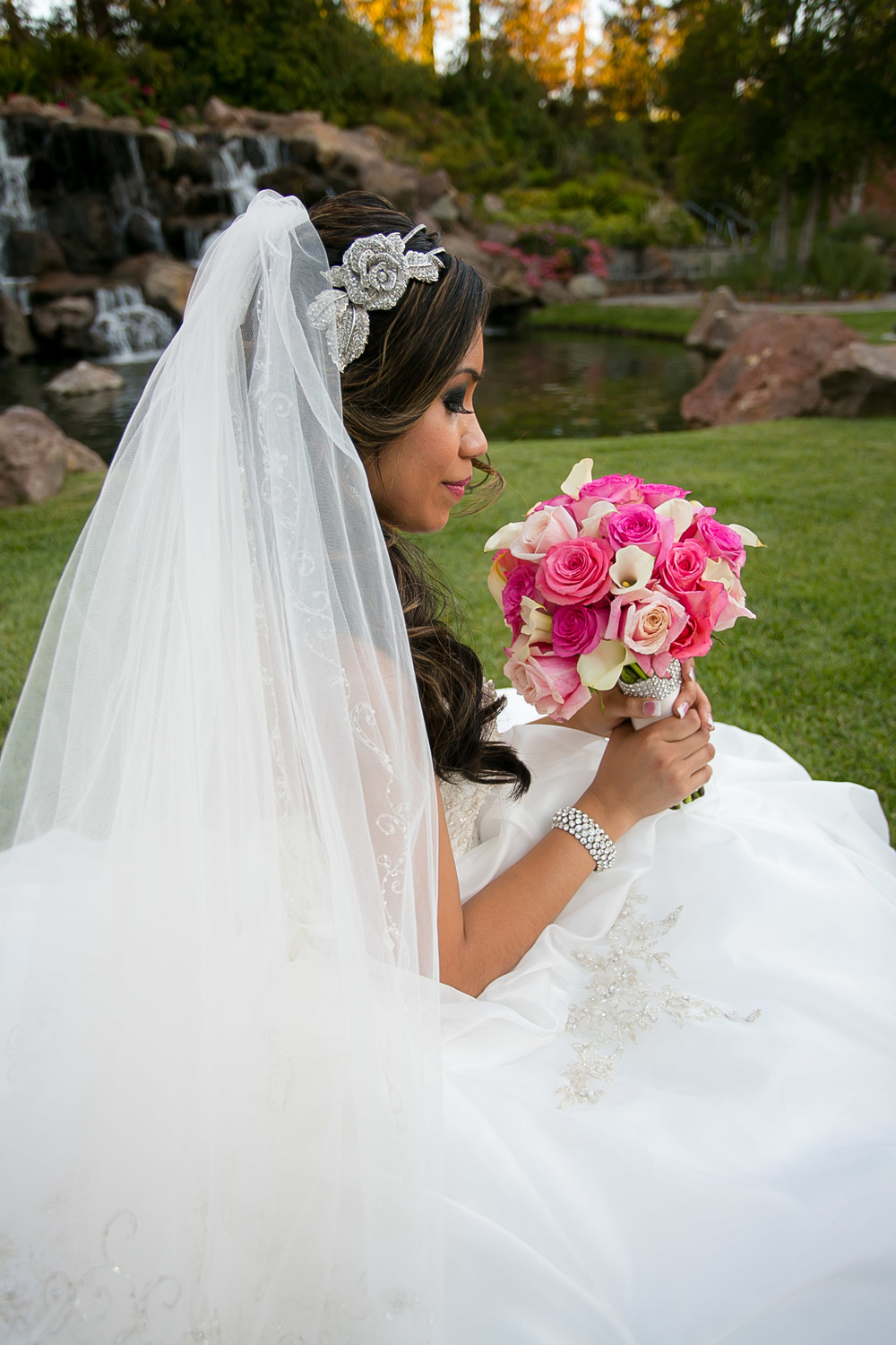 four seasons westlake village, bride, bridal portraits, los angeles wedding venues, los angeles wedding photography, chris holt photography, bridal portrait