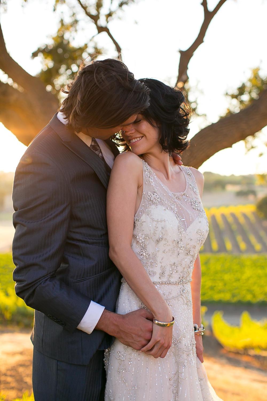 Los Olivos Bridal Portrait