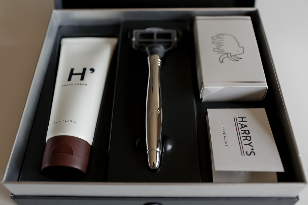 harry's shave set, groomsmen essentials, chris holt photography, wedding photography, los angeles wedding photography