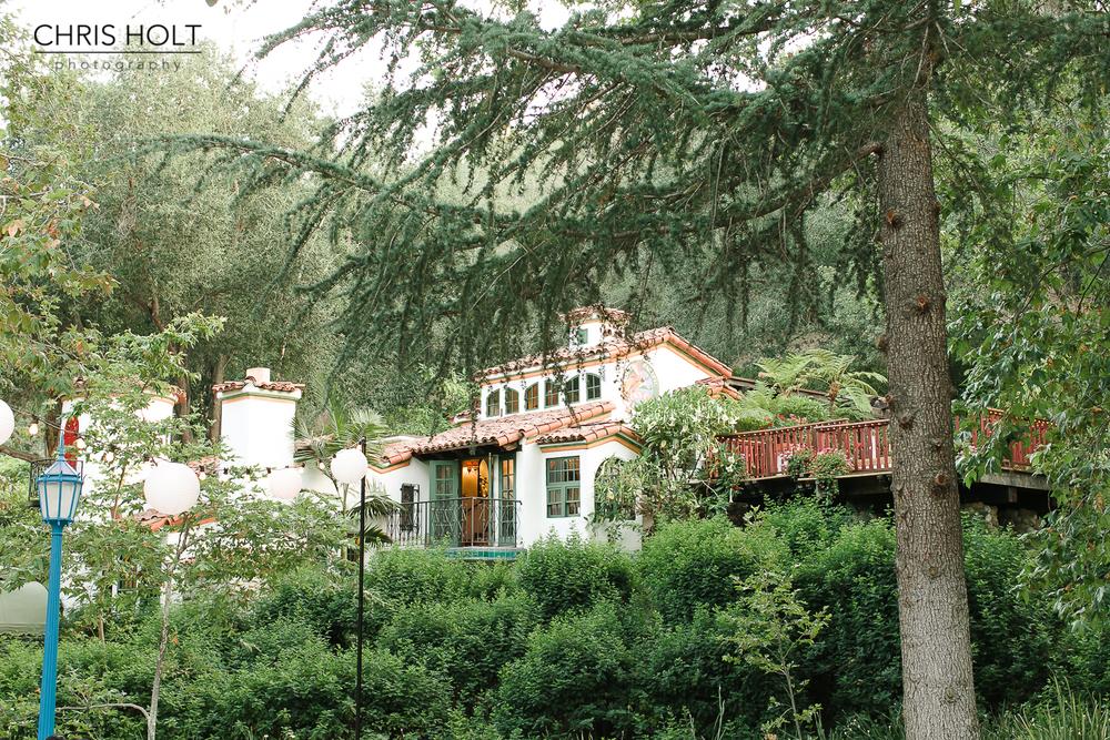 Villa overlooking El Teatro