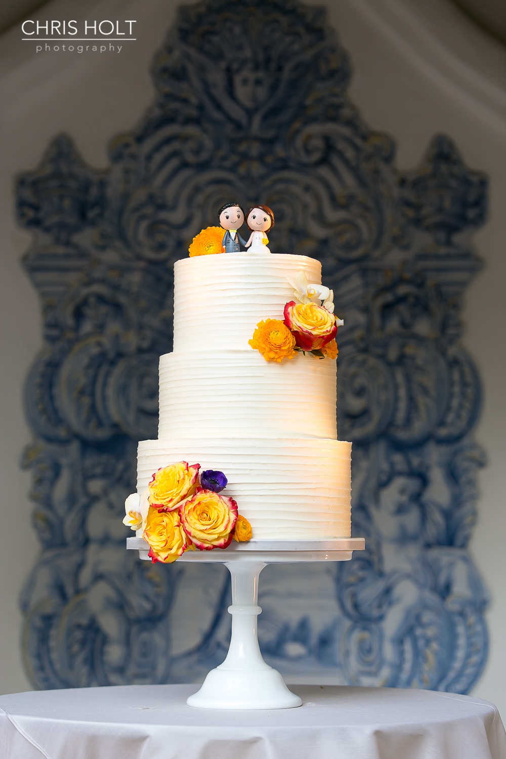 Sweet and Saucy Shop Three Tiered Cake