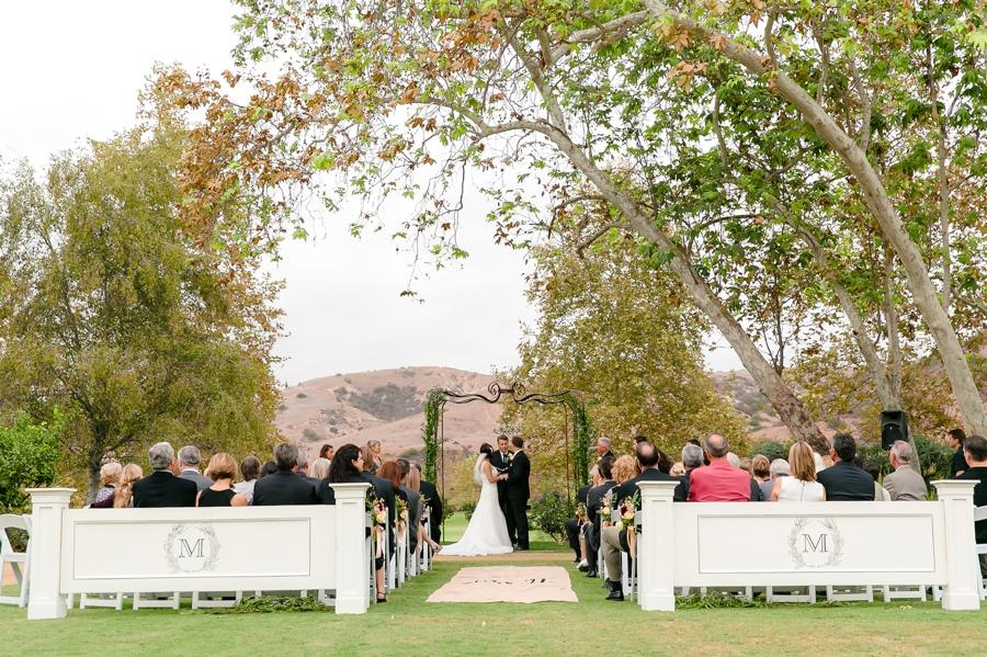 Arroyo Trabuco Golf Club Wedding