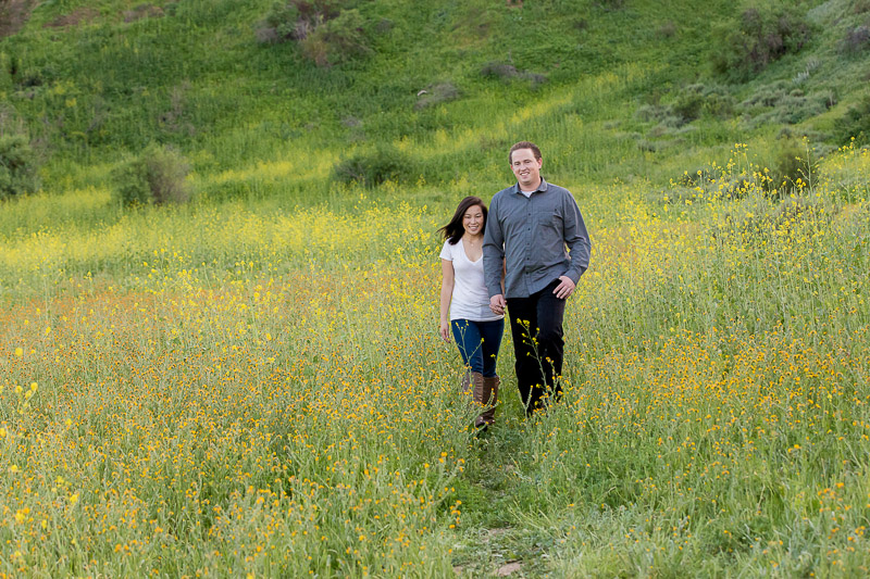 north-orange-county-engagement-session-in-wildflowers.jpg