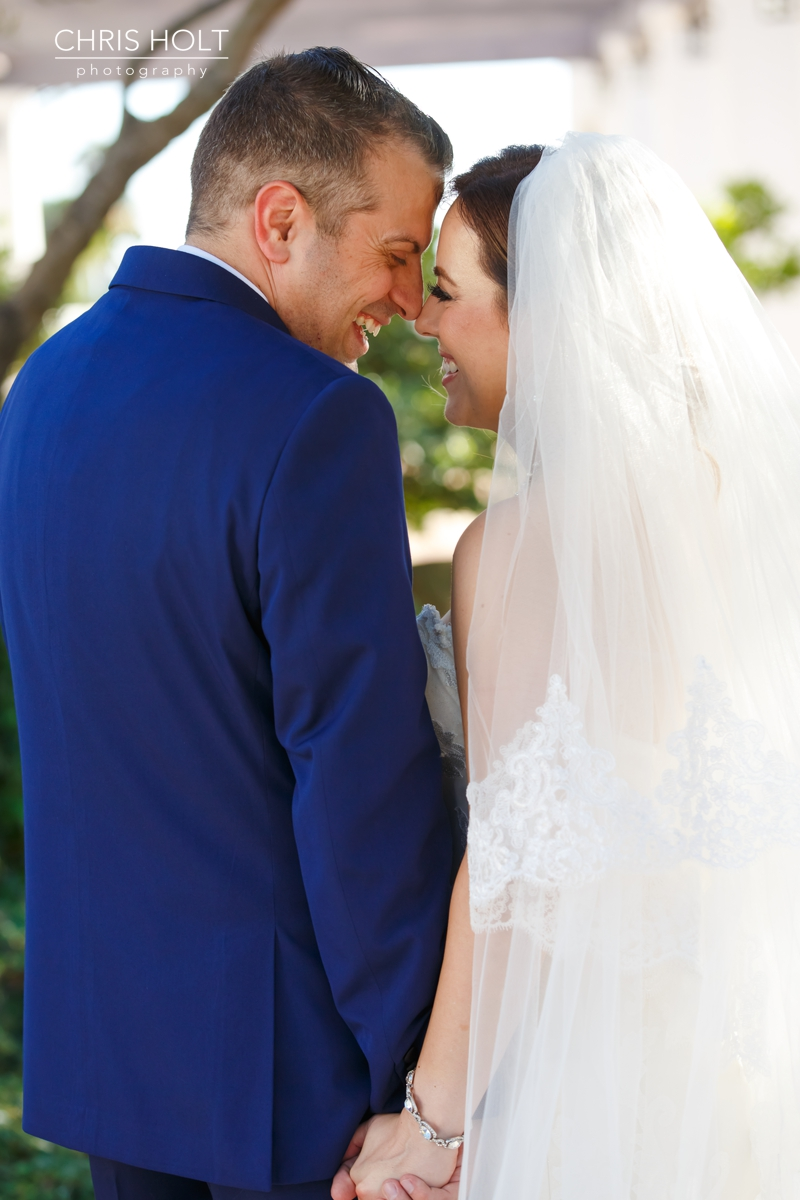 WEDDING, BRIDE, GROOM, COUPLE, ROMANTICS, GREEK, GREEK ORTHODOX, SANTA BARBARA GREEK ORTHODOX CHURCH, SANTA BARBARA, HYATT, BEAUTIFUL, CANDID, ROMANTIC, PORTRAITS