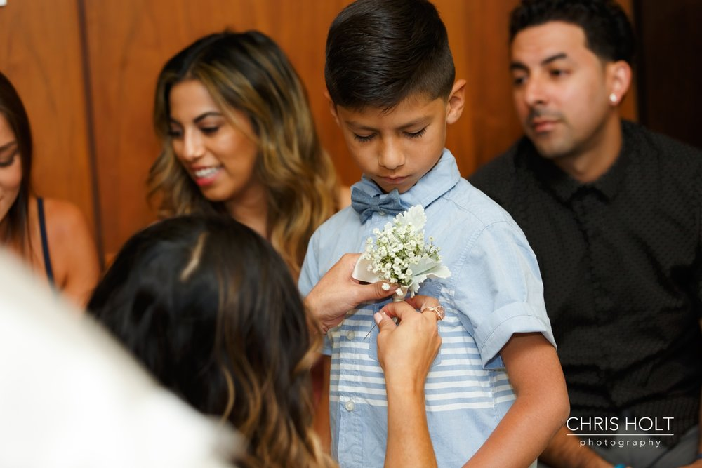 Beverly Hills, Courthouse, Wedding, Portraits, Civil Ceremony, Ring Bearer, Family, Candid